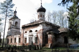 Древний погост Ковергино