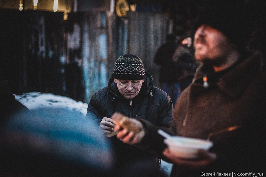 «Люди улиц» 16