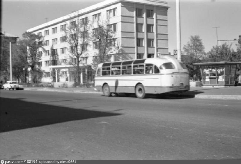 Автобус ЛАЗ-695Е