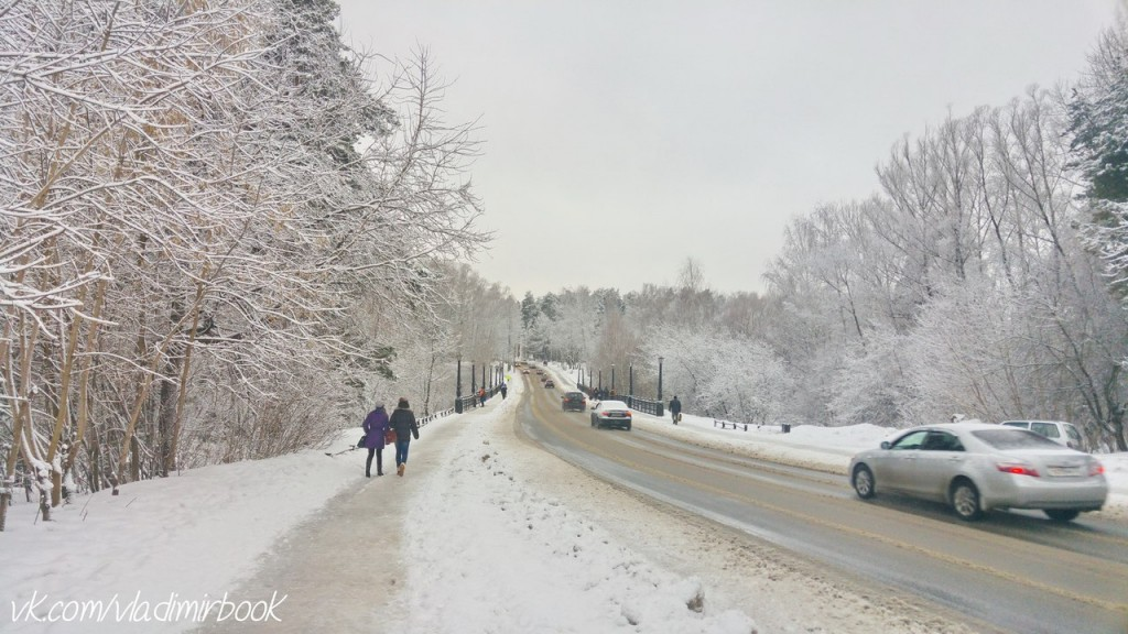 Вербовский, зима 01