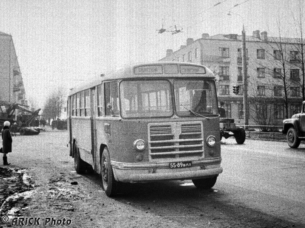 Владимирская область, ЗиЛ-158В № 55-89 ВЛЛ