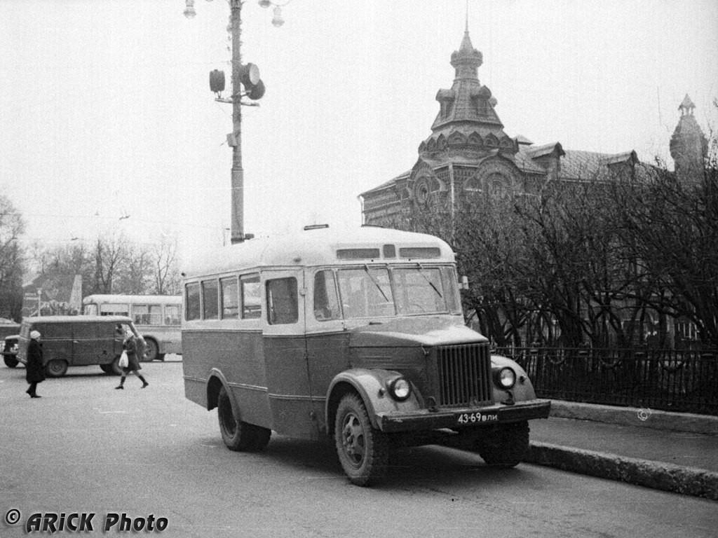 Владимирская область, КАвЗ-651А № 43-69 ВЛИ