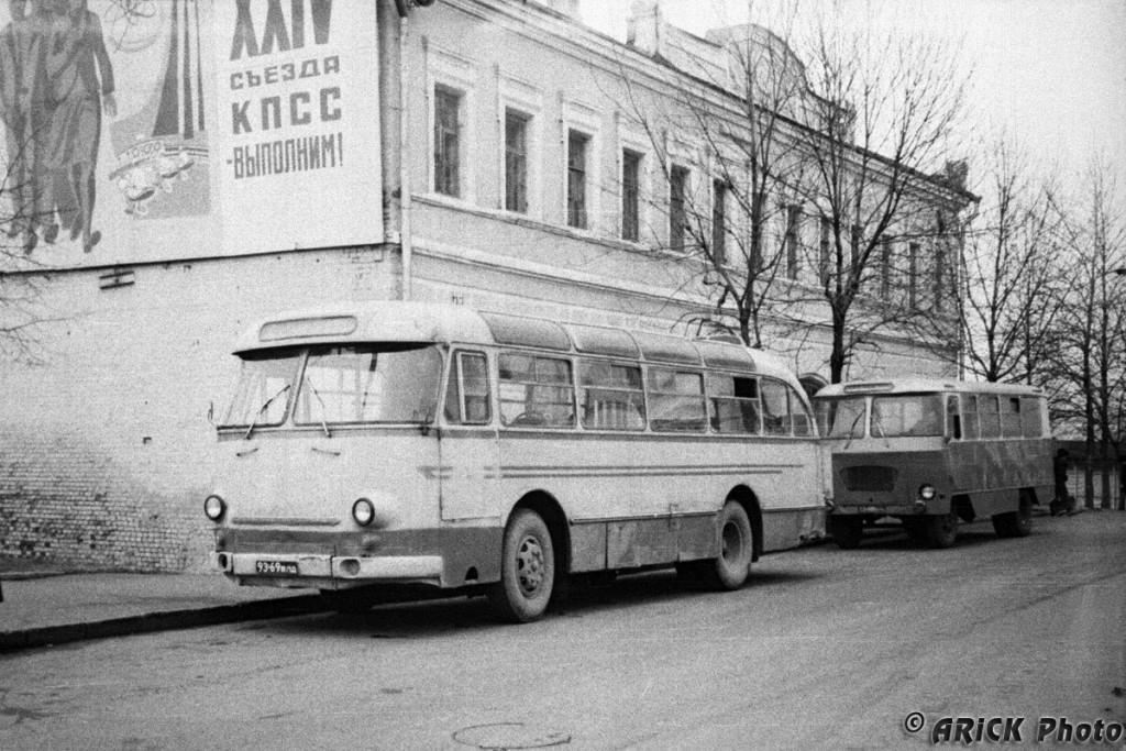 Владимирская область, ЛАЗ-695Е № 93-69 ВЛД