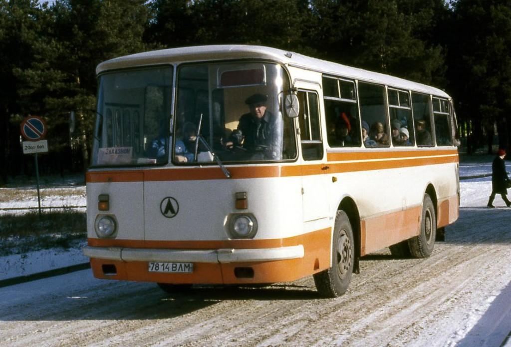 Владимирская область, ЛАЗ-695Н № 7814 ВЛМ