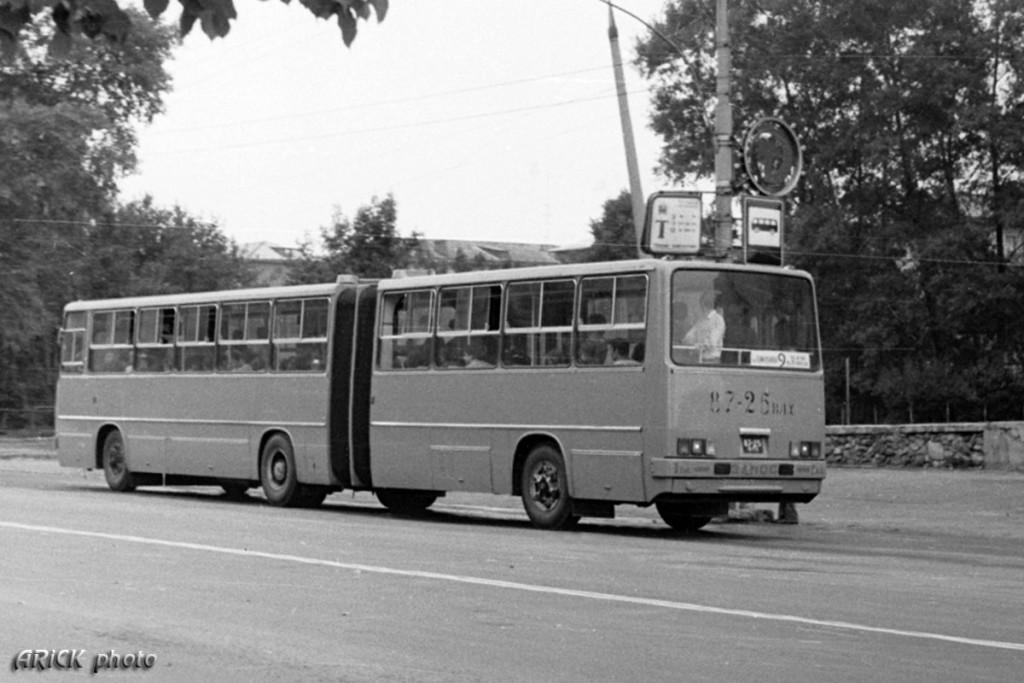 Владимирские Икарусы 80-х и один 70-х гг. 08