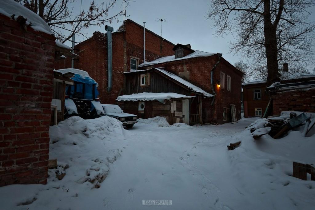 Владимирский дворик 05