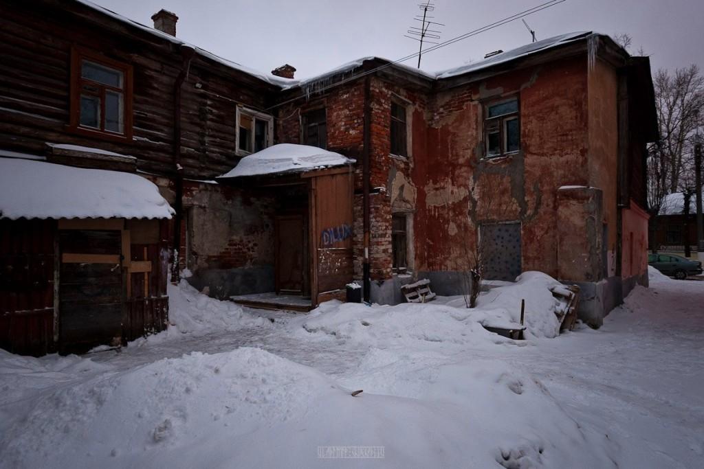 Владимирский дворик 07