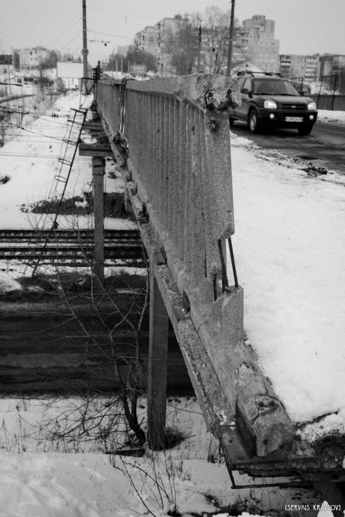 Владимирский мост нуждается в ремонте 07