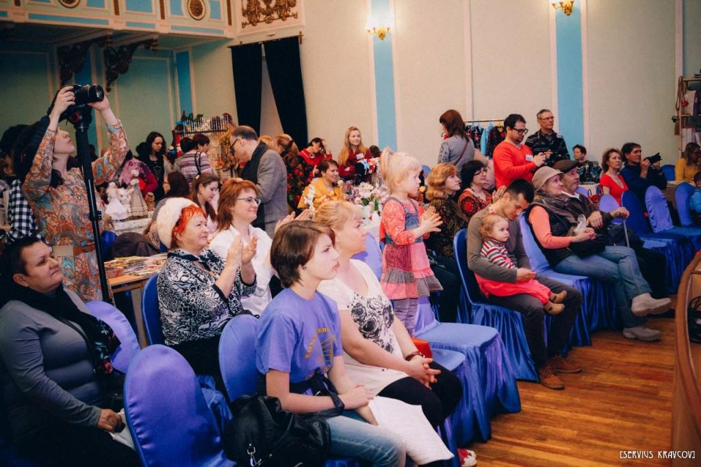Владимирский фестиваль творчества Реки-Руки 18