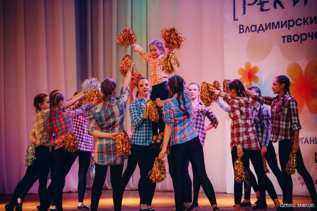 Владимирский фестиваль творчества Реки-Руки 19