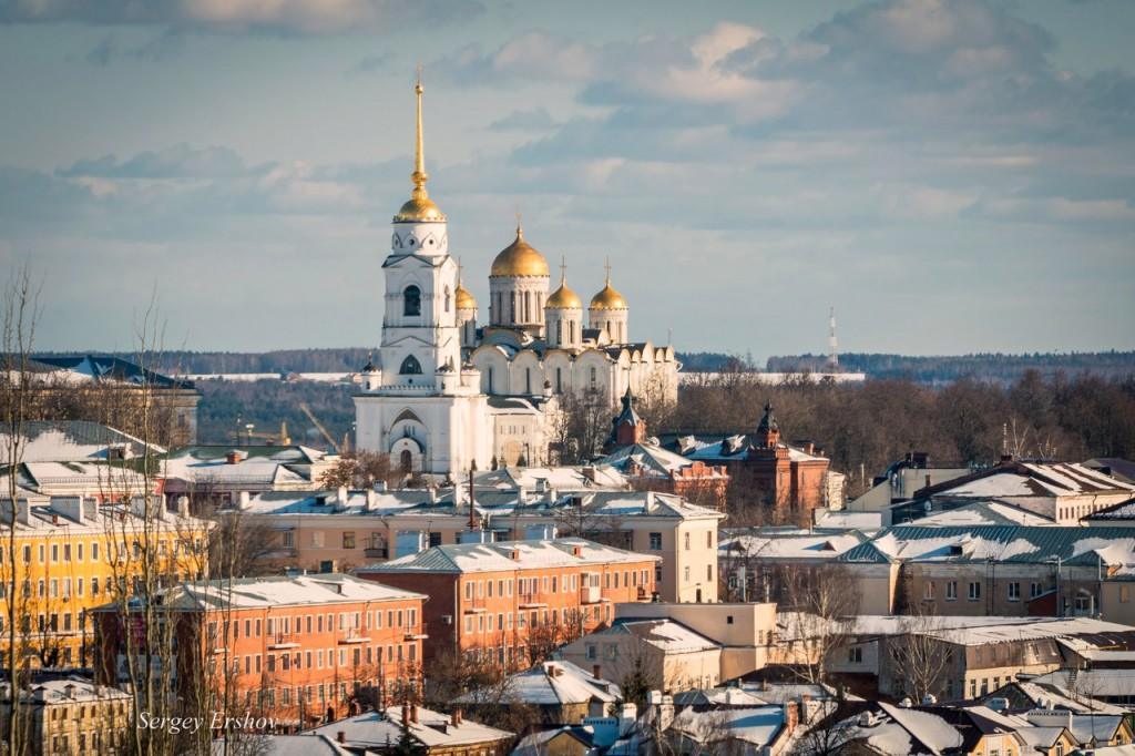 Владимирское мартовское утро