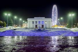 Владимирское Wonder Wheel