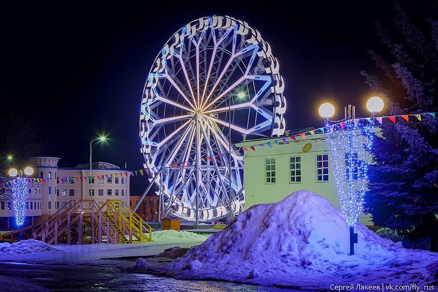 Владимирское Wonder Wheel 02