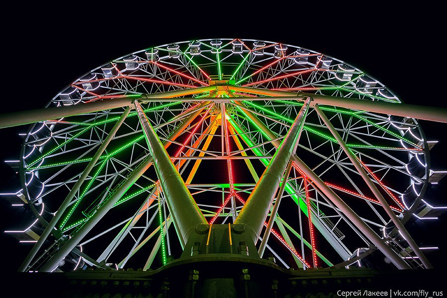 Владимирское Wonder Wheel 03