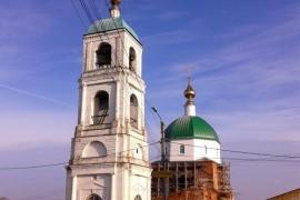 Восстановление Храма, основанного Илией Муромцем