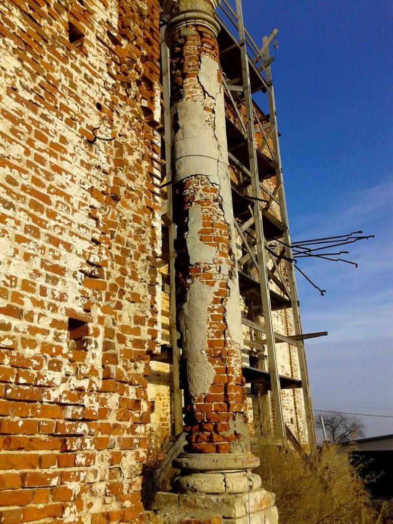 Восстановление Храма, основанного Илией Муромцем 03