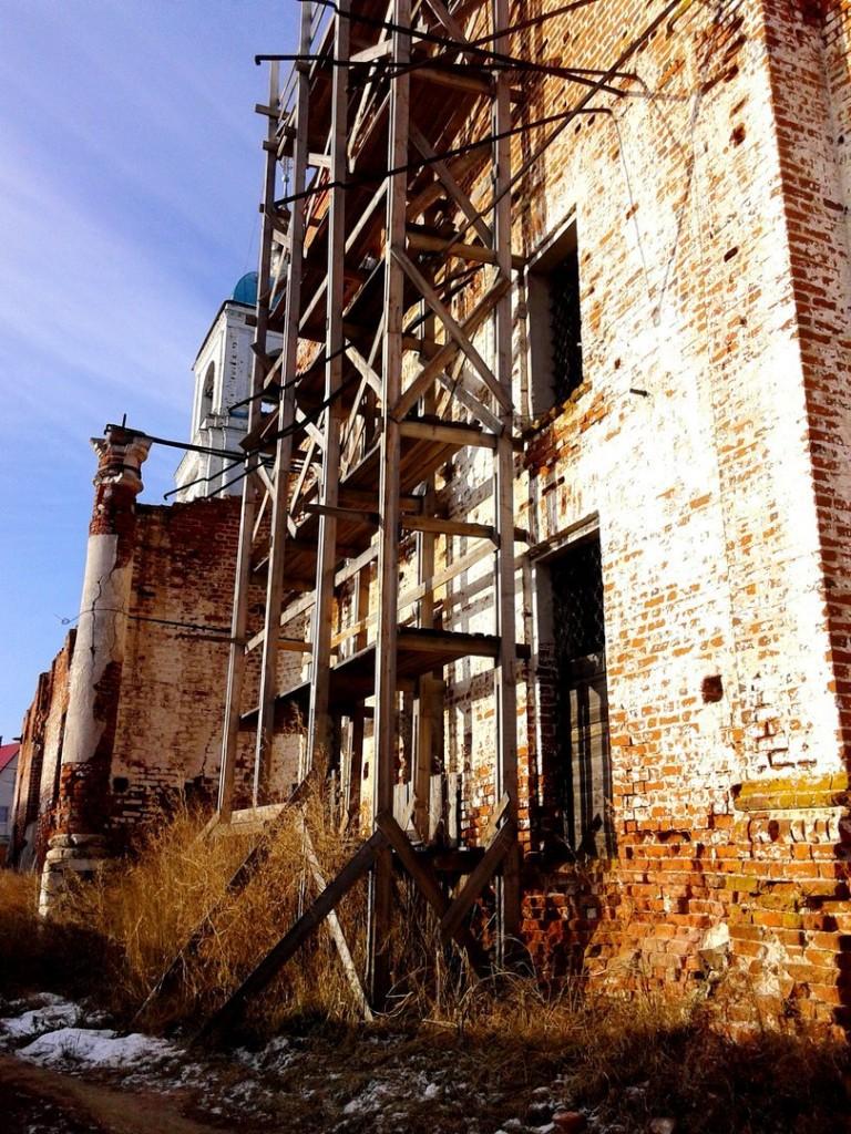Восстановление Храма, основанного Илией Муромцем 04