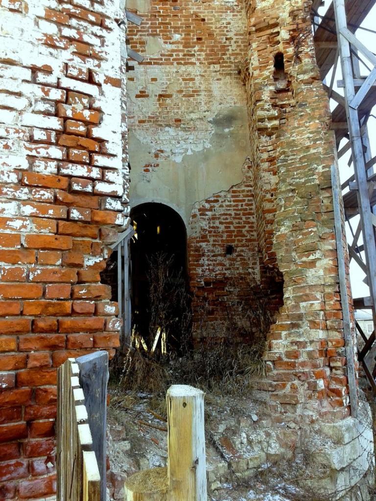 Восстановление Храма, основанного Илией Муромцем 05