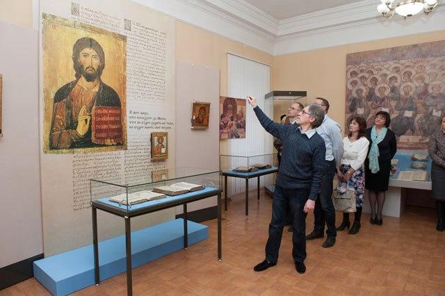 Выставка «Переводы с греческого» в Палатах 03