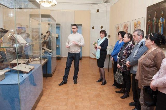 Выставка «Переводы с греческого» в Палатах 06