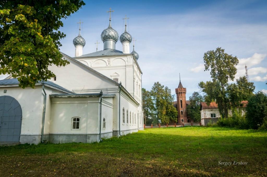 Вязники. Церковь Троицы Живоначальной 02