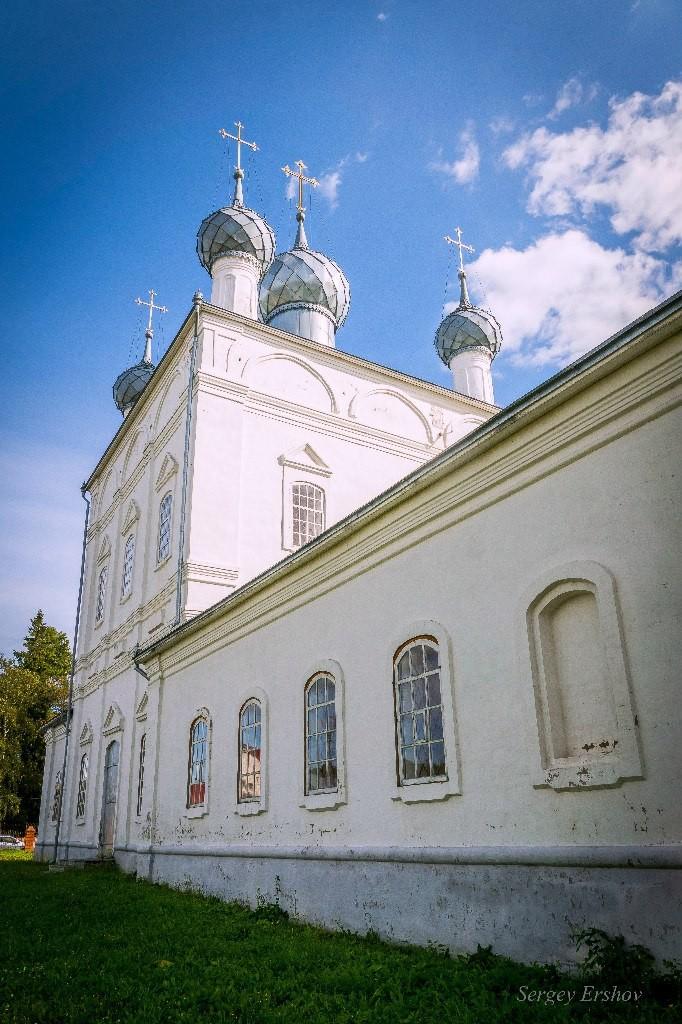 Вязники. Церковь Троицы Живоначальной 03