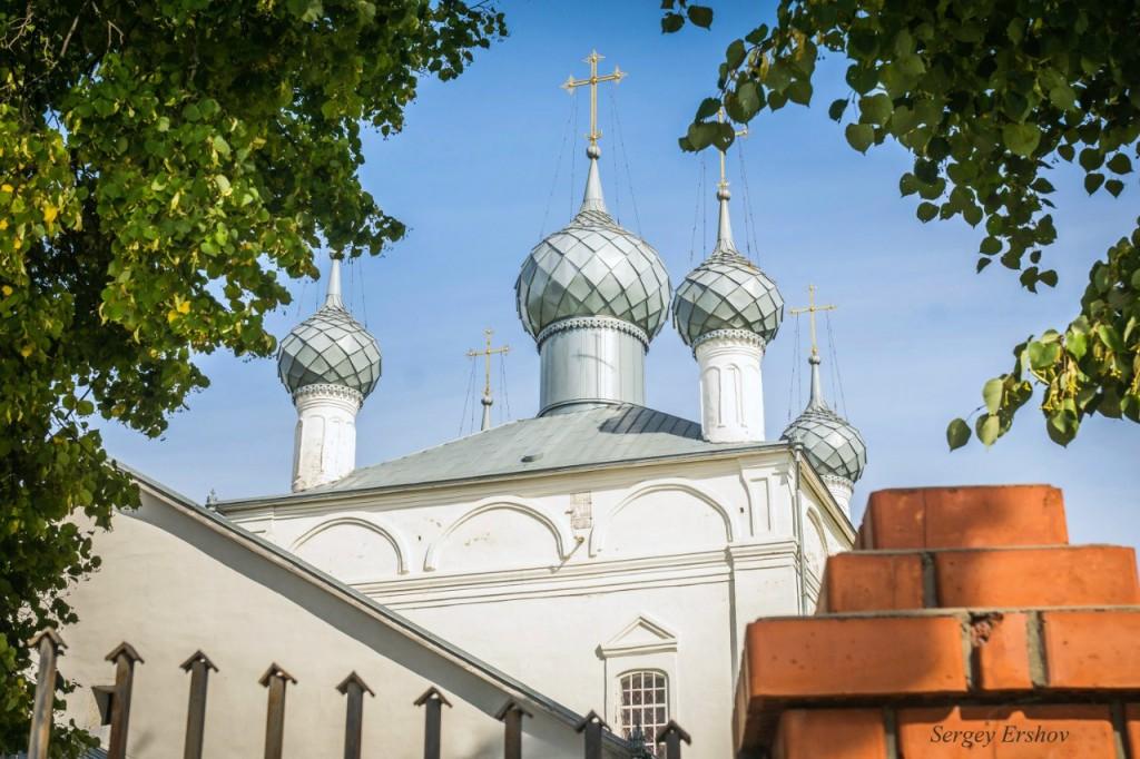Вязники. Церковь Троицы Живоначальной 06