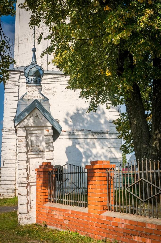 Вязники. Церковь Троицы Живоначальной 07