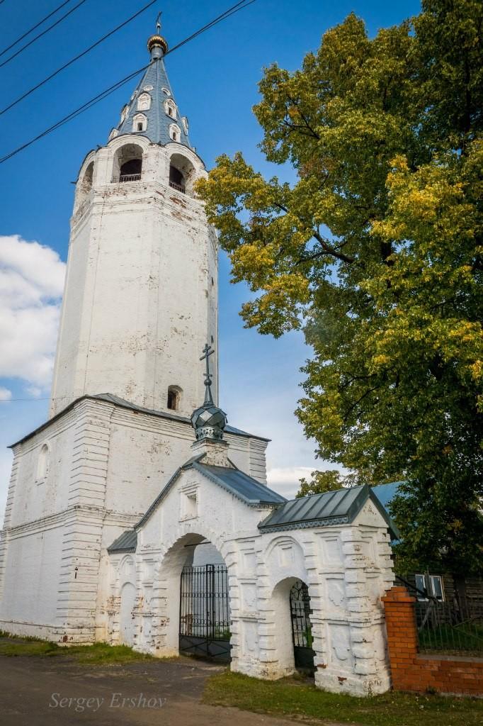 Вязники. Церковь Троицы Живоначальной 09