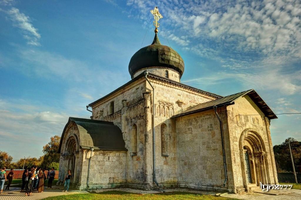 Георгиевский собор в Юрьев-Польском 00