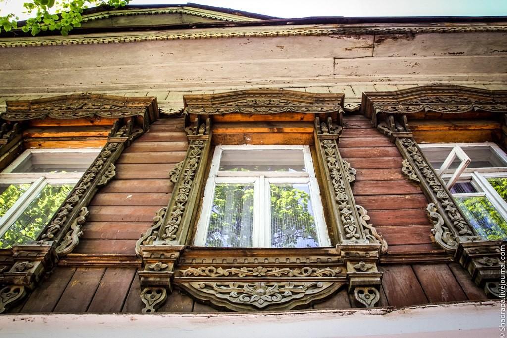 Декоративное убранство дома во Владимирском крае 03
