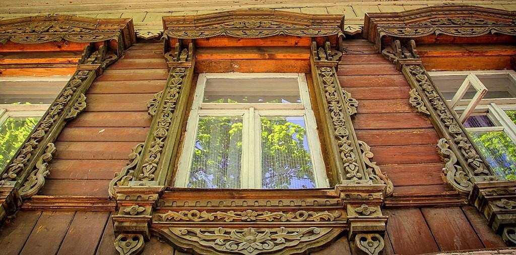 Декоративное убранство дома во Владимирском крае 04