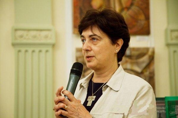 Джованна Парравичини с лекциями по христианскому искусству во Владимире!