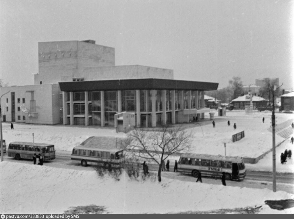Драматический театр им. Луначарского 1977, Россия, Владимирская область, Владимир