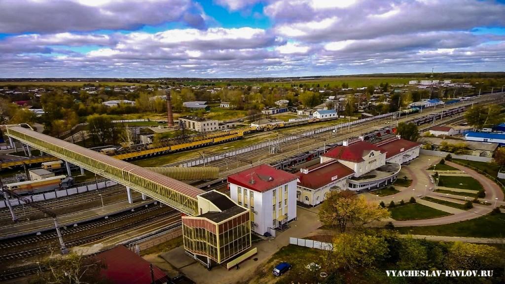 Железнодорожный вокзал г. Вязники 04