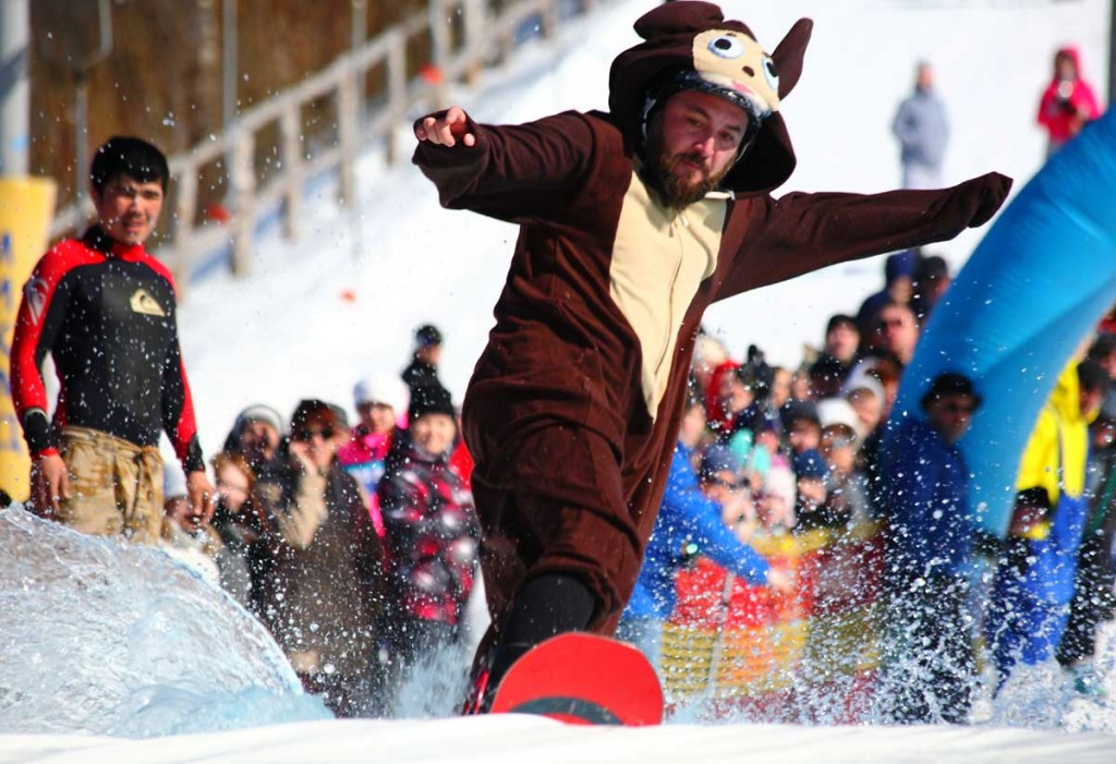 Закрытие горнолыжного сезона на Красной Горке 03