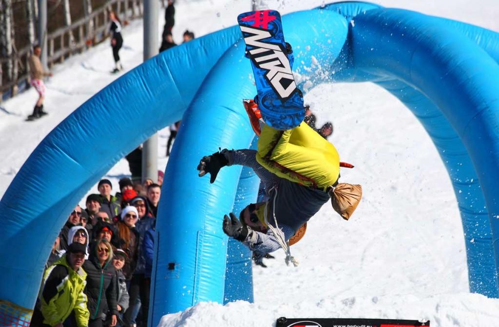 Закрытие горнолыжного сезона на Красной Горке 05