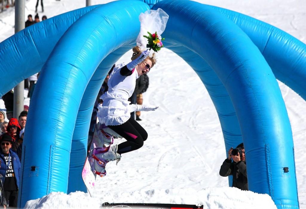 Закрытие горнолыжного сезона на Красной Горке 06