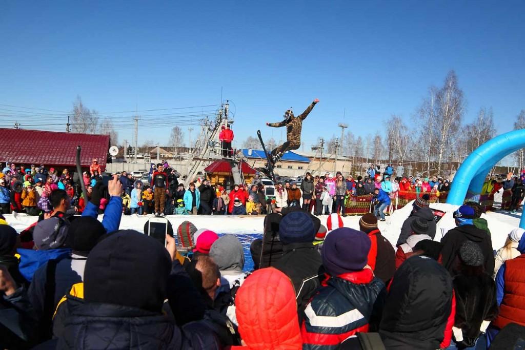 Закрытие горнолыжного сезона на Красной Горке 07