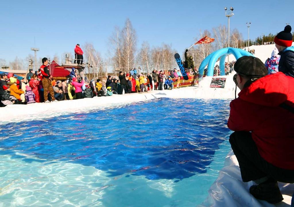 Закрытие горнолыжного сезона на Красной Горке 08
