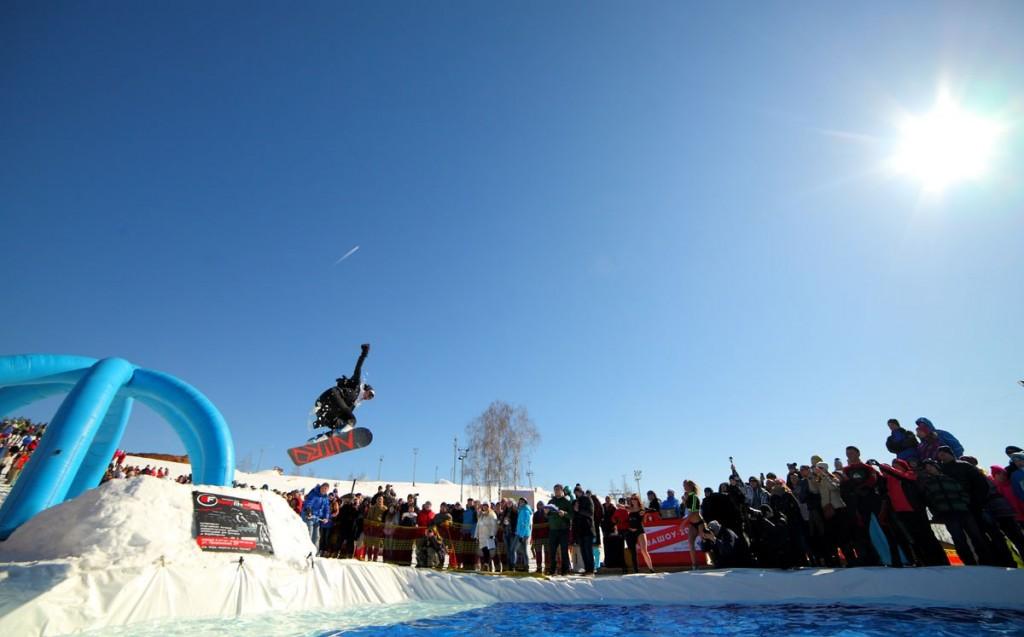 Закрытие горнолыжного сезона на Красной Горке 10