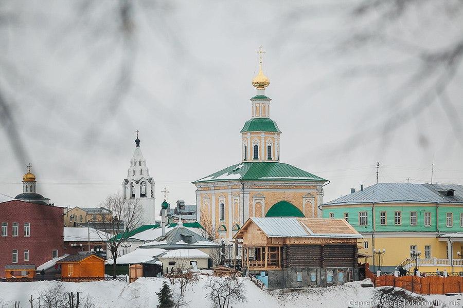 Зима 2016 во Владимире 01