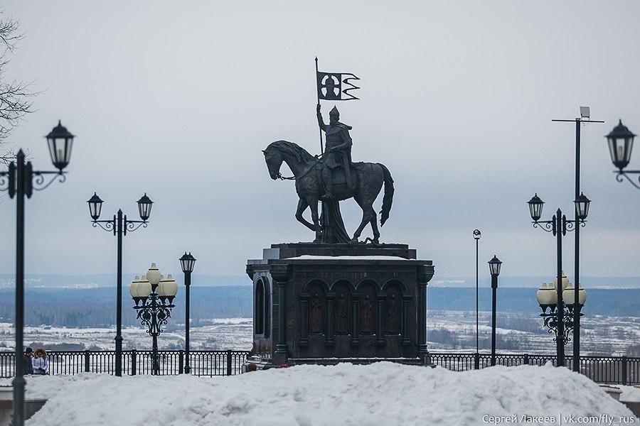 Зима 2016 во Владимире 04