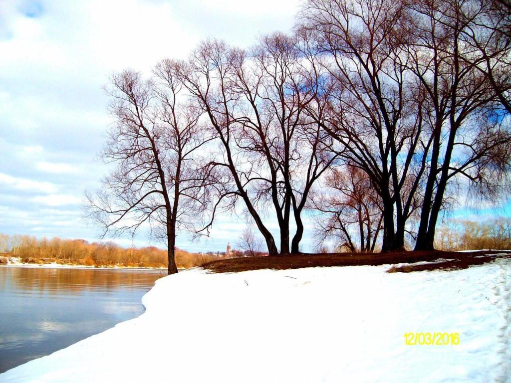 Зимний Ковров с противоположного берега 02