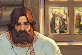 Иллюстрации к истории про Илью Муромца
