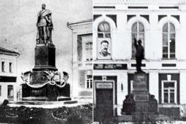 История памятника Ленина во Владимире