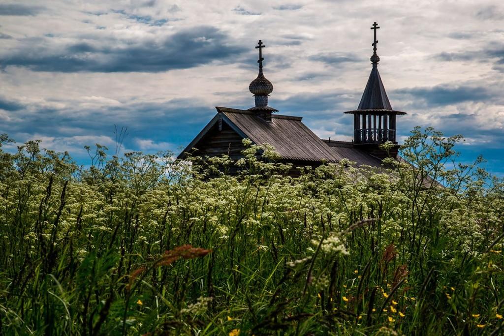 Карелия. Кижи. Фото от Ильи Тимина 13