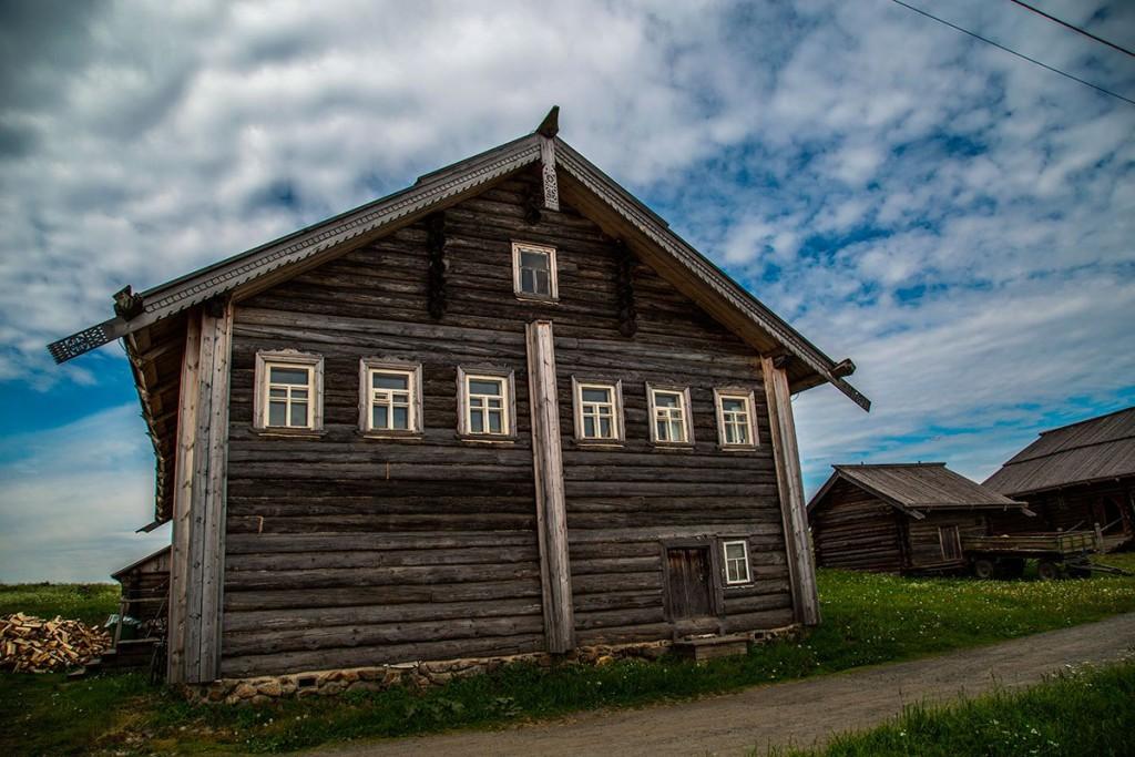 Карелия. Кижи. Фото от Ильи Тимина 17
