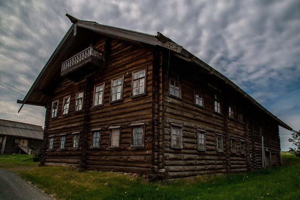 Карелия. Кижи. Фото от Ильи Тимина 18