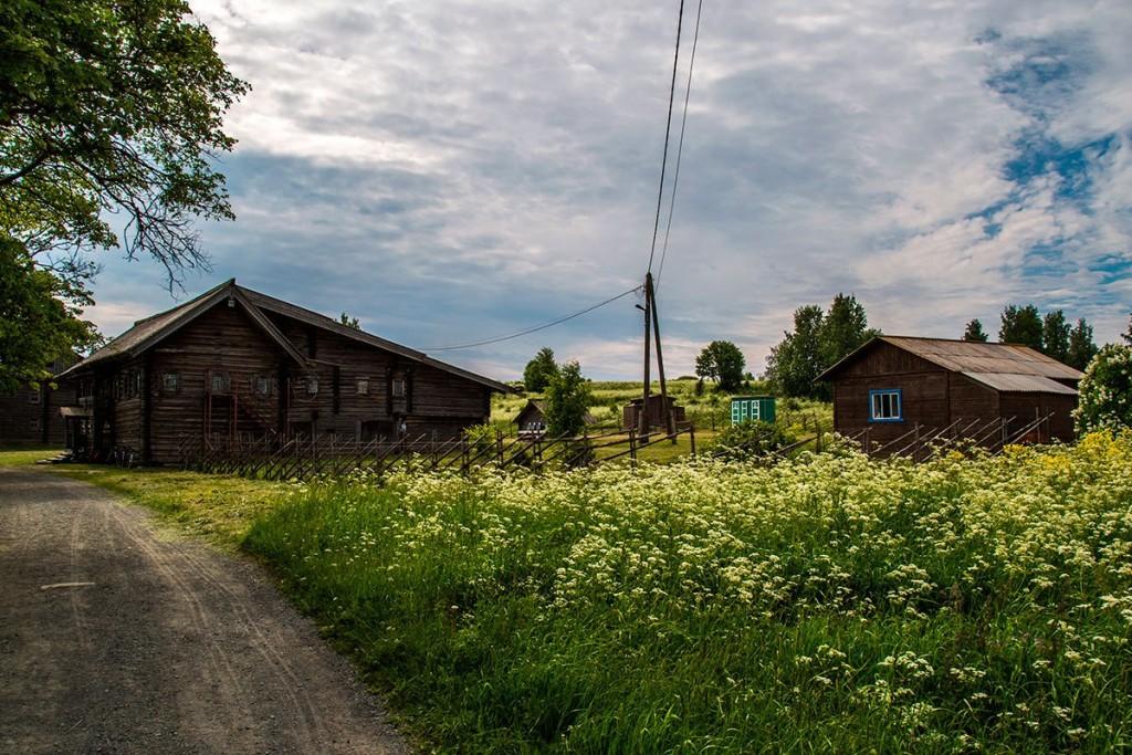 Карелия. Кижи. Фото от Ильи Тимина 23